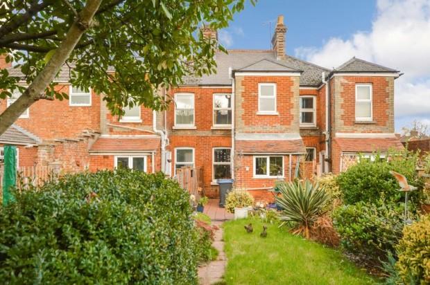 Property for sale in Meadow Road, Salisbury