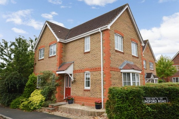 Property for sale in Lindford Road, Salisbury