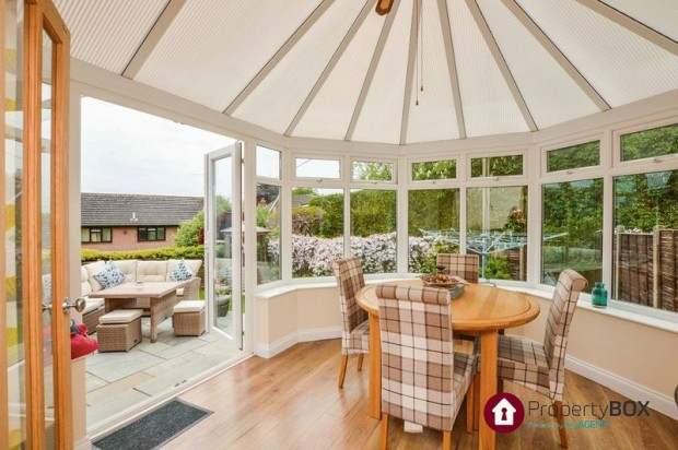 Property for sale in Glenfield Close, Salisbury