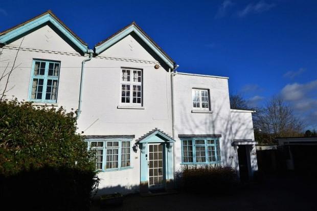 Property for sale in 60 Harnham Road, Salisbury