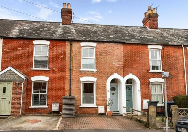 Property for sale in Park Street, Salisbury
