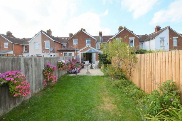 Property for sale in Ashley Road, Salisbury