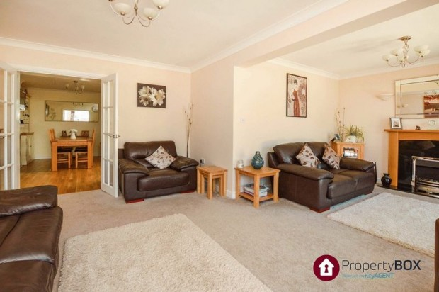 Property for sale in Downsway, Salisbury