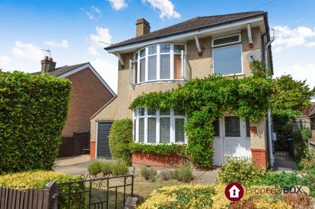 Property for sale in Queen Alexandra Road, Salisbury