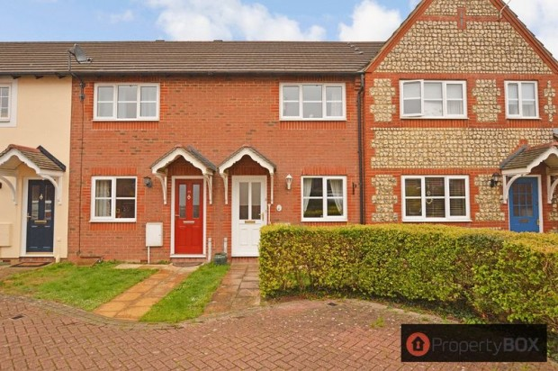 Property for sale in St. Judes Close, Salisbury