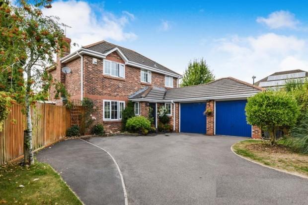 Property for sale in Myrrfield Road, Salisbury
