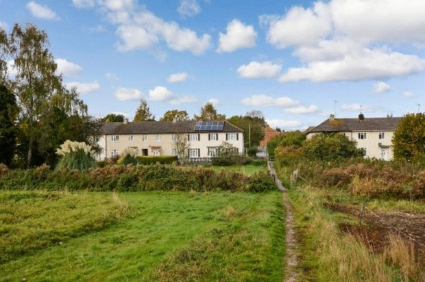 Property for sale in Grovely Cottages, Salisbury