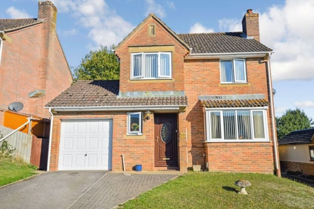Property for sale in Angler Road, Salisbury