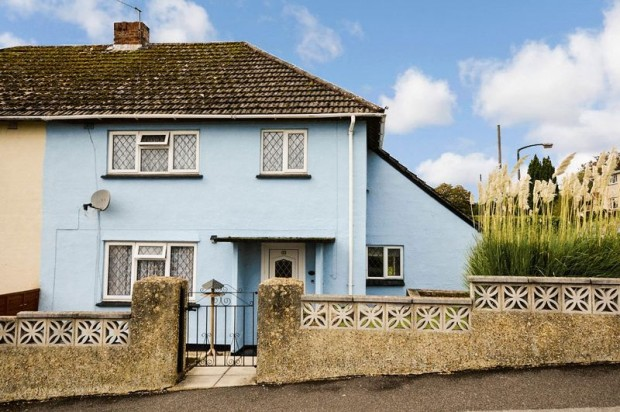 Property for sale in Western Way, Salisbury