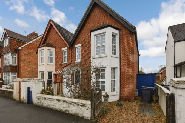 Property for sale in Wilton Road, Salisbury