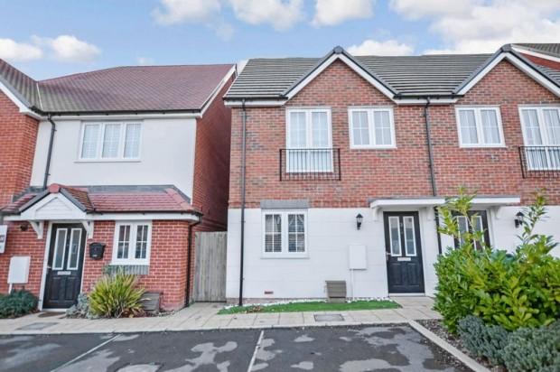 Property for sale in Hensler Drive, Salisbury