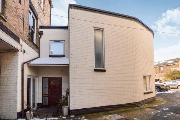 Property for sale in Fisherton Street, Salisbury