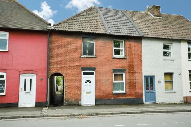 Property for sale in Churchfields Road, Salisbury