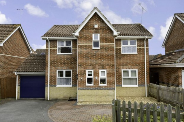 Property for sale in St. Josephs Close, Salisbury
