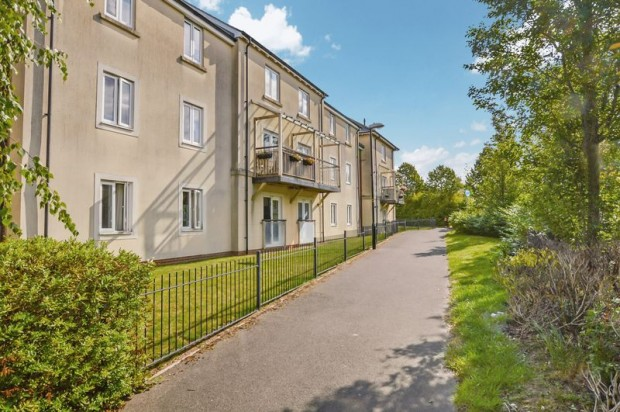 Property for sale in Lanfranc Close, Salisbury