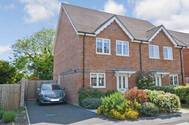 Property for sale in Holmes Road, Salisbury
