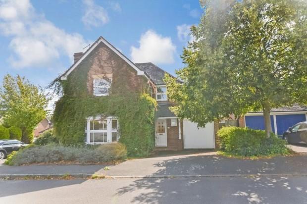 Property for sale in Pilgrim's Mead, Salisbury