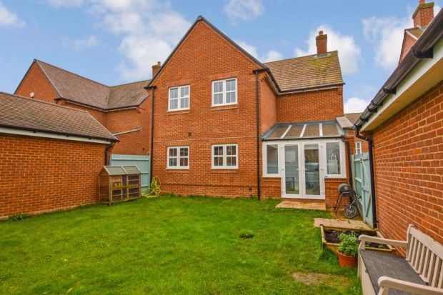 Property for sale in Goldie Drive, Salisbury