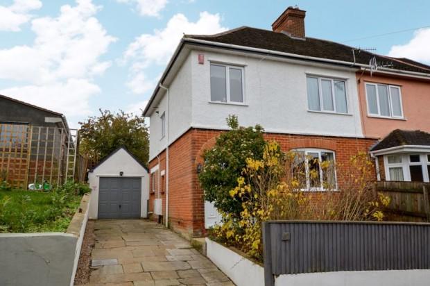 Property for sale in Wordsworth Road, Salisbury