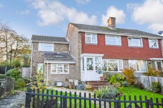 Property for sale in Manor Farm Road, Salisbury
