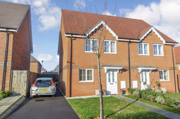 Property for sale in Burden Drive, Salisbury