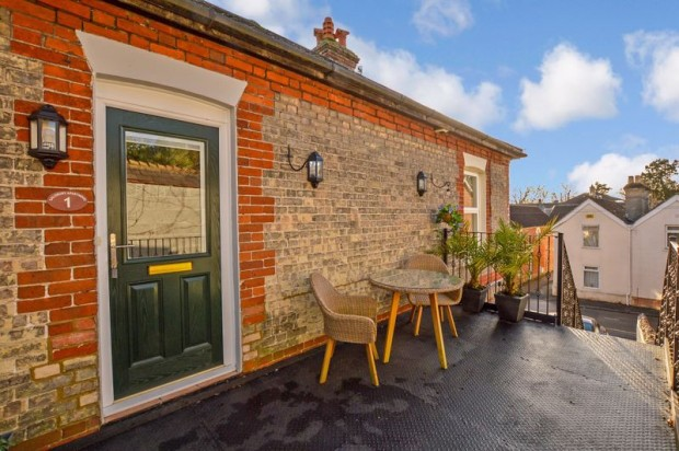 Property for sale in Hartington Road, Salisbury