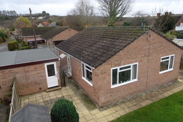 Property for sale in Tylers Close, Salisbury