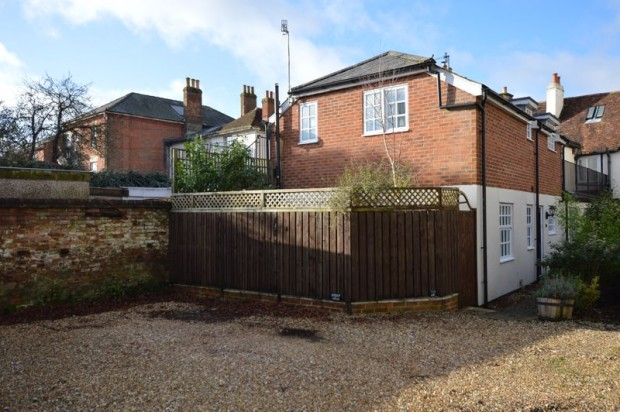 Property for sale in Exeter Street, Salisbury
