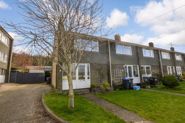 Property for sale in Hollows Close, Salisbury