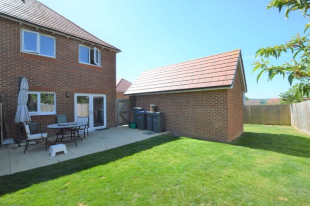 Property for sale in Oakley Road, Wilton
