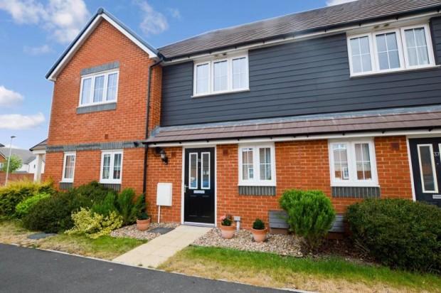 Property for sale in Burden Drive, Salisbury