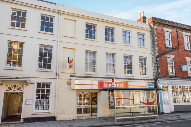 Property for sale in Castle Street, Salisbury