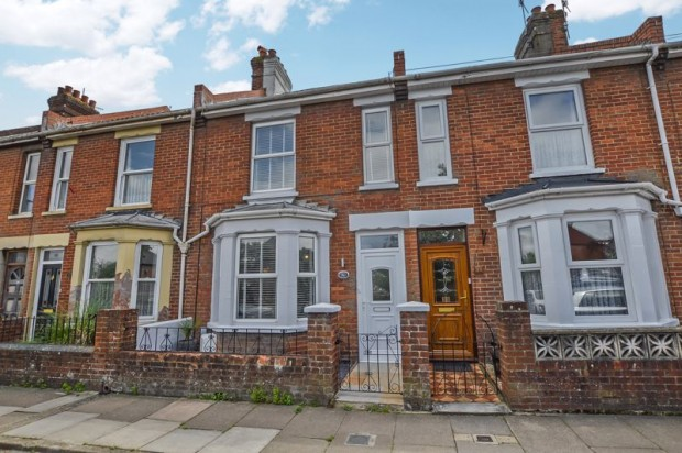 Property for sale in St. Pauls Road, Salisbury