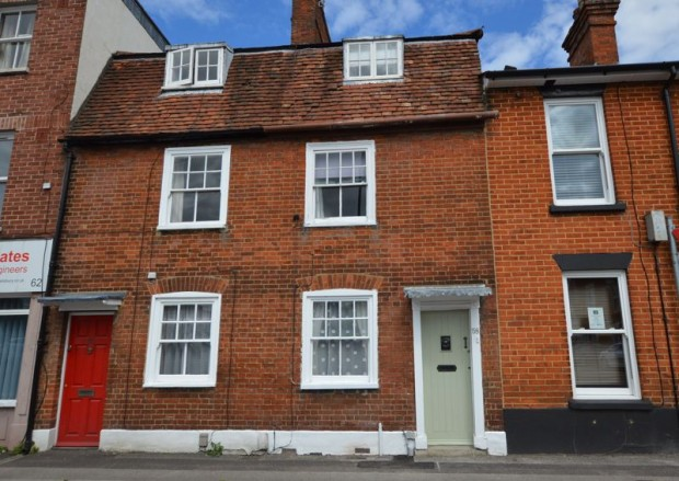 Property for sale in St. Edmunds Church Street, Salisbury