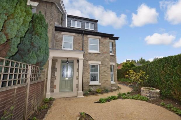 Property for sale in Charnwood Road, Salisbury