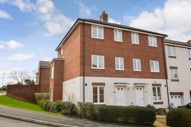 Property for sale in Wagstaff Way, Salisbury