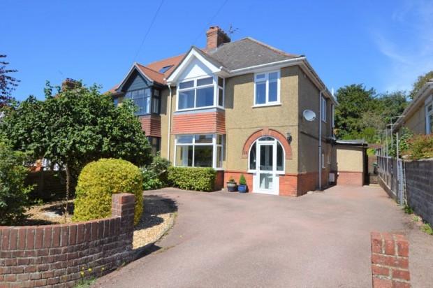 Property for sale in St. Gregorys Avenue, Salisbury
