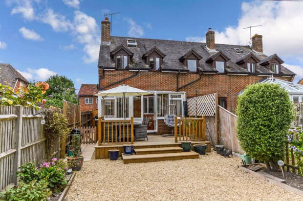 Property for sale in Mill Race View, Downton