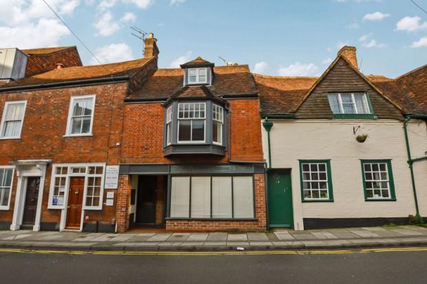 Property for sale in Milford Street, Salisbury
