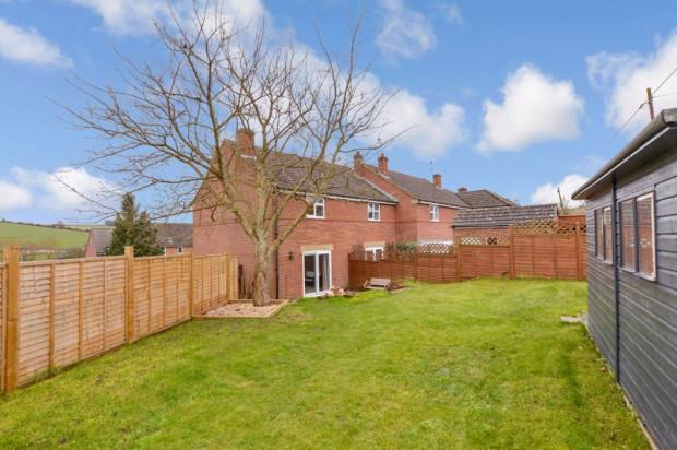 Property for sale in Kingsmead, Great Wishford