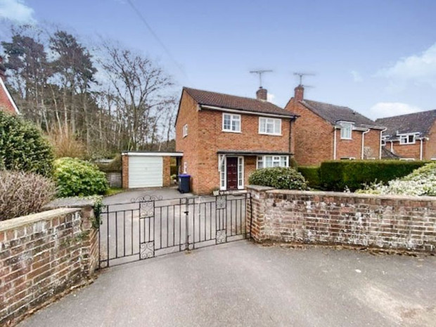 Property for sale in Southampton Road, Whaddon