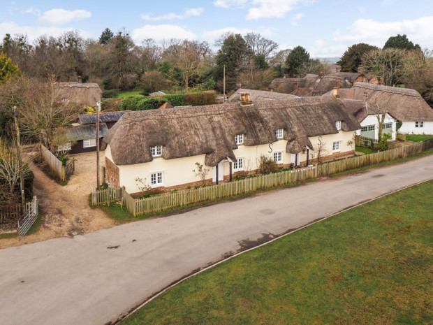 Property for sale in Hatchett Green, Fordingbridge