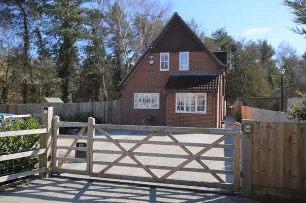 Property for sale in Grimstead Road, Salisbury