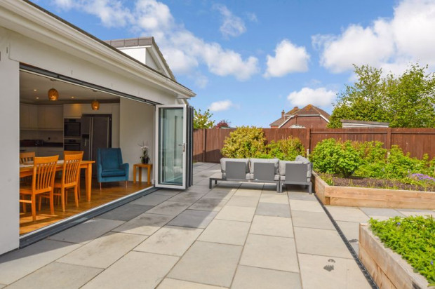 Property for sale in Springfield Crescent, Salisbury