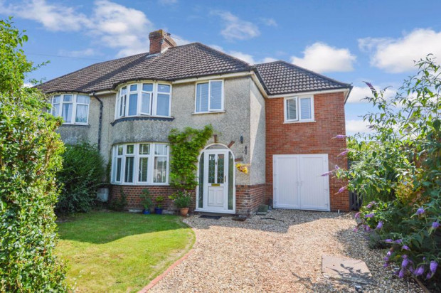 Property for sale in Upper Street, Salisbury