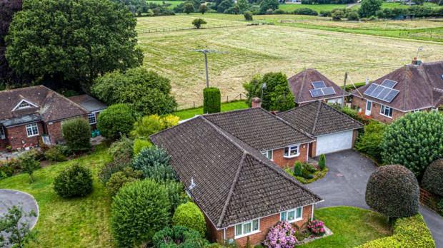 Property for sale in Hale Road, Fordingbridge