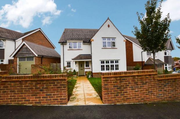 Property for sale in Oakley Road, Salisbury