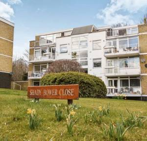 2 Bedroom Flat for sale in Shady Bower Close, Salisbury