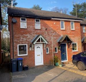2 Bedroom House for sale in Priory Close, Salisbury